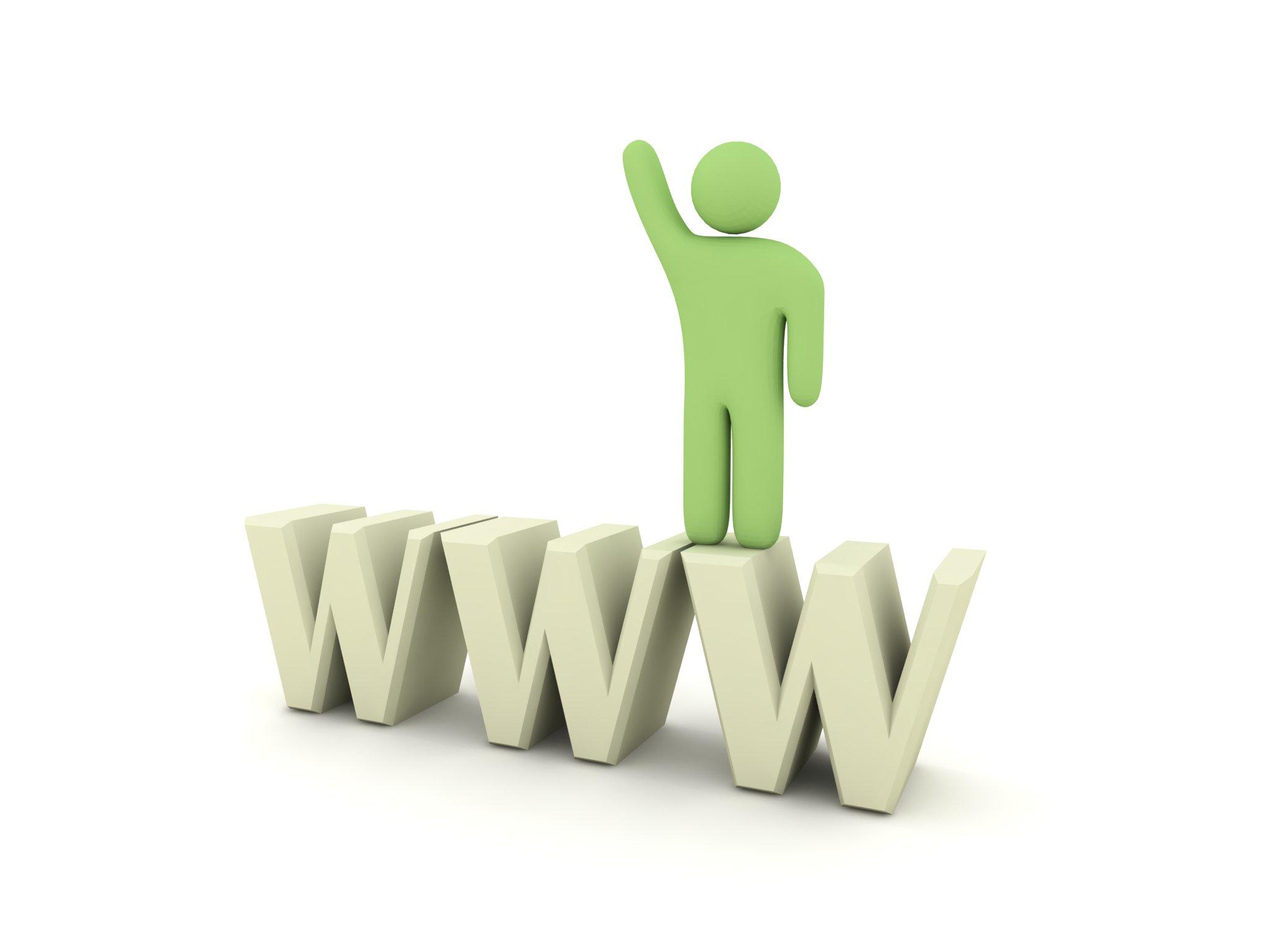 Create an online presence